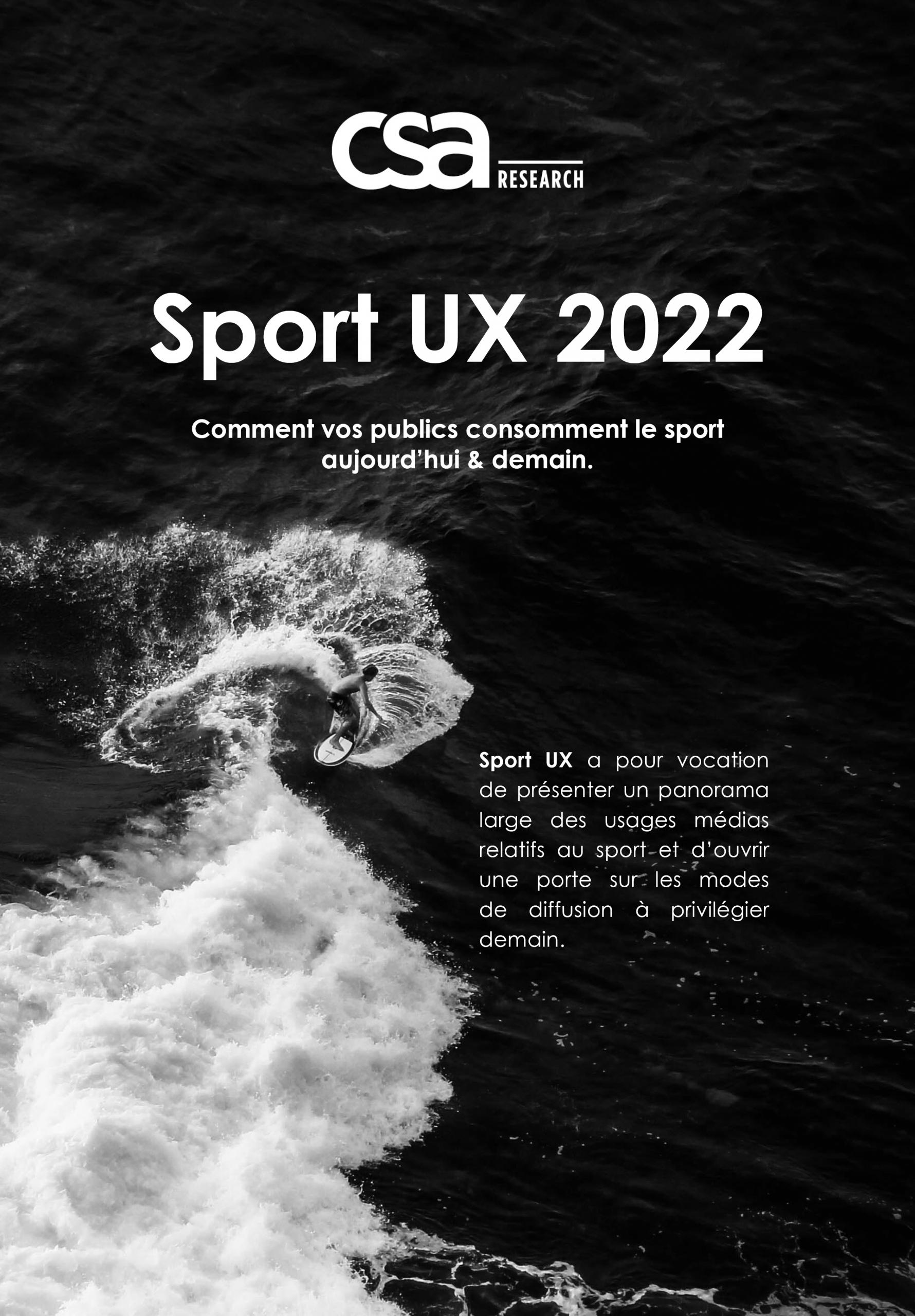 Sport UX 2022